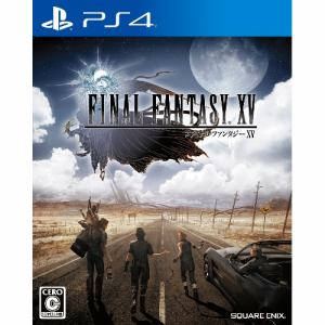 FINAL FANTASY XV PlayStation4 【PS4】PLJM-84059(初回生産限定特典つき)
