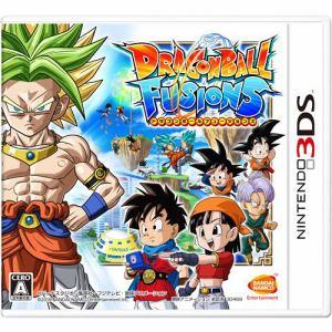 バンダイナムコ ドラゴンボールフュージョンズ 3DS CTR-P-BDLJ