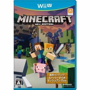 マイクロソフト MINECRAFT: Wii U EDITION WUP-P-AUMJ