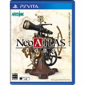 スタジオアートディンク Neo ATLAS 1469 PS Vita VLJM-30203