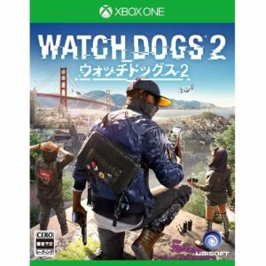 ユービーアイソフト ウォッチドッグス2 Xbox One版 JES1-00444