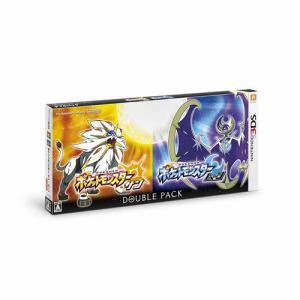 任天堂 『ポケットモンスター サン・ムーン』ダブルパック 3DS CTR-P-AJVJ