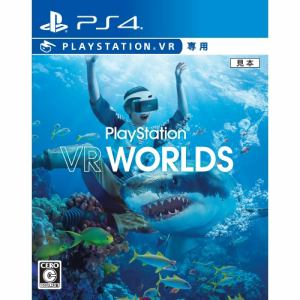 ソニー PlayStation VR WORLDS PS4 PCJS-50016