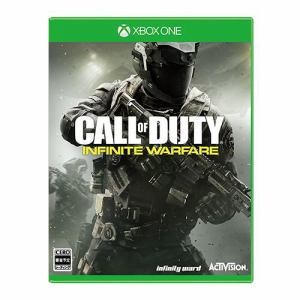 コール オブ デューティ インフィニット・ウォーフェア Xbox One EHM-00001