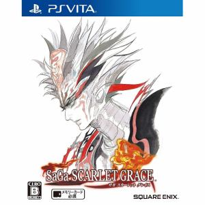 スクウェア・エニックス サガ スカーレット グレイス PS Vita VLJM-35420