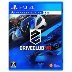 ソニー DRIVECLUB VR  PCJS-50014 PlayStationVR専用