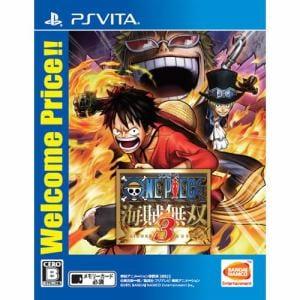 バンダイナムコ ワンピース 海賊無双3 Welcome Price!! PS Vita VLJM-35430
