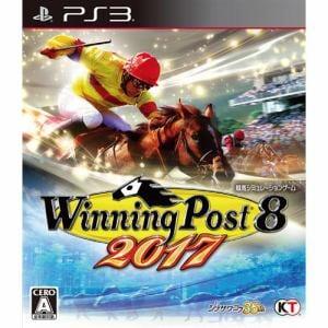 コーエー Winning Post8 2017 PS3版 BLJM-61353
