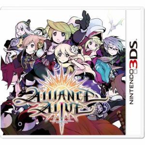 フリュー アライアンス・アライブ 3DS CTR-P-AL4J
