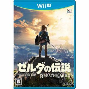 任天堂 ゼルダの伝説 ブレス オブ ザ ワイルド Wii U WUP-P-ALZJ