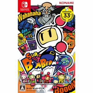 コナミ Super Bomberman R Nintendo Switch RL001-J1