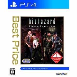 カプコン バイオハザード オリジンズコレクション Best Price PS4 PLJM-84088