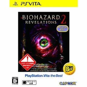 カプコン バイオハザード リベレーションズ2 PlayStation Vita the Best VLJM-65010