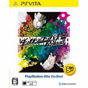 スパイクチュンソフト ダンガンロンパ1・2 Reload PlayStation Vita the Best VLJS-55008