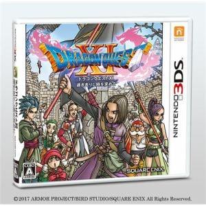 ドラゴンクエストXI 過ぎ去りし時を求めて 3DS CTR-P-BTZJ 【早期購入特典封入版】