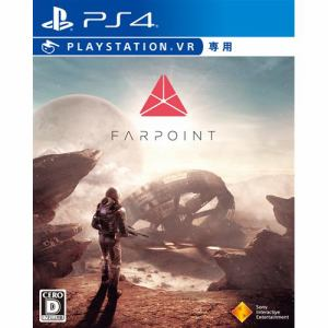 Farpoint  (PlayStationVR専用) 【PS4】 PCJS-50020