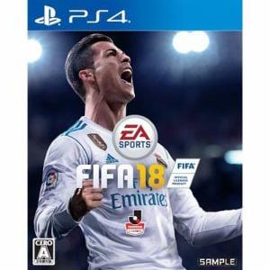 エレクトロニック・アーツ FIFA 18 通常版 PS4版 PLJM-16046