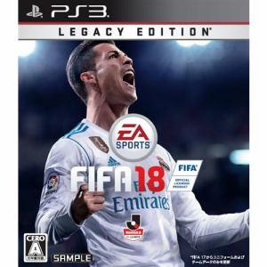 エレクトロニック・アーツ FIFA 18 Legacy Edition PS3 BLJM-61355