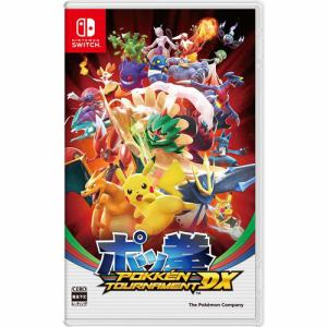 ポッ拳 POKKEN TOURNAMENT DX Nintendo Switch
