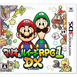 任天堂 マリオ&ルイージRPG1 DX 3DS CTR-P-BRMJ