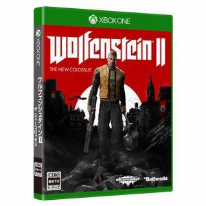 【発売日翌日以降出荷】ウルフェンシュタイン 2:ザ ニューコロッサス XboxOne HZL-00001