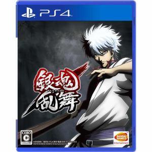 銀魂乱舞 通常版 PS4 PLJS-70119