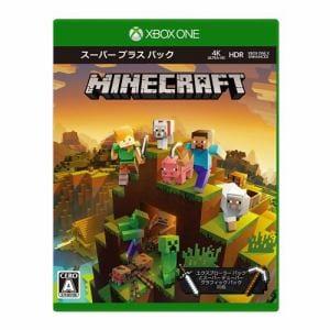 Minecraft: スーパー プラス パック XboxOne 44Z-00057