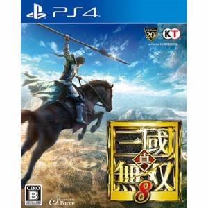 真・三國無双8 通常版 PS4 PLJM-16080