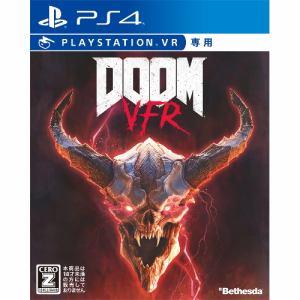 ベセスダ・ソフトワークス DOOM VFR (PlayStationVR専用)PS4 PLJM-16105