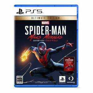 Marvel's Spider-Man: Miles Morales Ultimate Edition PS5 ECJS-00004