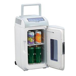 ツインバード 電子冷温BOX HR-D207GY