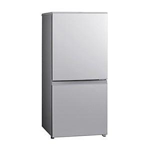 AQUA 2ドア冷蔵庫(157L・右開き) アーバンシルバー AQR-16D-S