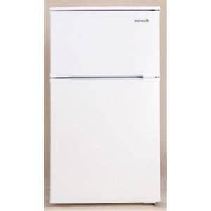 【お買い得チケット対象】HERBRelax YRZ-C09B1 ヤマダ電機オリジナル 直冷式冷蔵庫 (90L)
