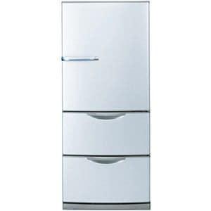 AQUA 3ドア冷蔵庫 (272L・右開き) ブライトシルバー AQR-271D-S