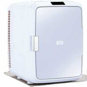 ツインバード 20L 2電源式ポータブル電子適温ボックス「D-CUBE X」 グレー HR-DB08GY