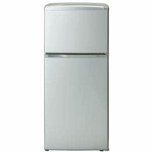 AQUA AQR-111E-S 2ドア冷蔵庫 (109L・右開き) アーバンシルバー