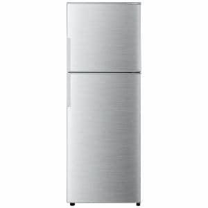 シャープ SJ-D23B-S 2ドア冷蔵庫(225L・右開き) シルバー系