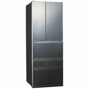 東芝 GR-K550FWX(X) 6ドア冷蔵庫 (551L・フレンチドア) ダイヤモンドミラー