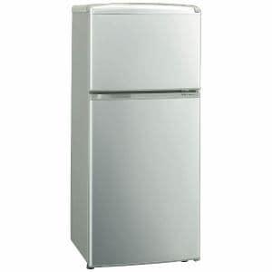 AQUA AQR-111F(S) 2ドア冷蔵庫 (109L・右開き) アーバンシルバー