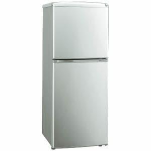 AQUA AQR-141F(S) 2ドア冷蔵庫 (140L・右開き) アーバンシルバー