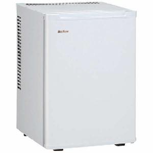 三ツ星貿易 ML-640-W 1ドア冷蔵庫 (40L) ホワイト