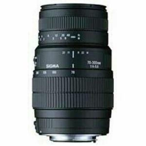 シグマ 交換レンズ AF70-300/4-56DG