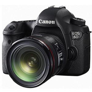 キヤノン デジタル 一眼 カメラ【レンズキット・EF24-70mm F4L IS USM】約2020万画素  EOS 6D(WG)・EF24 70L IS USM EOS6D L2470K
