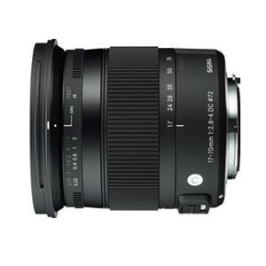 シグマ シグマ 交換用レンズ 17-70mm F2.8-4 DC MACRO HSM(ペンタックスマウント)