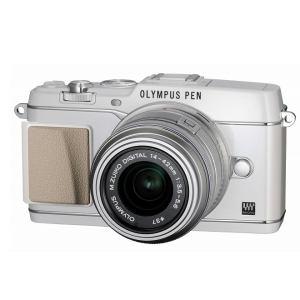 Olympus デジタル一眼カメラ E-P5 L1442KIT WHT