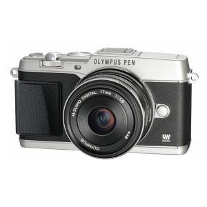Olympus デジタル一眼カメラ E-P5 L1718KIT SLV