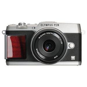 Olympus デジタル一眼カメラ E-P5 L1718KIT SLV PR