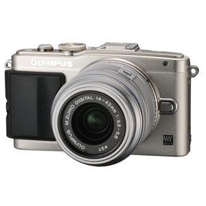 Olympus デジタル一眼カメラ E-PL6 LKIT SLV