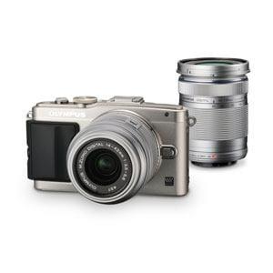 Olympus デジタル一眼カメラ E-PL6 WKIT SLV