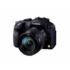 Panasonic デジタル一眼カメラ/レンズキット DMC-G6H-K